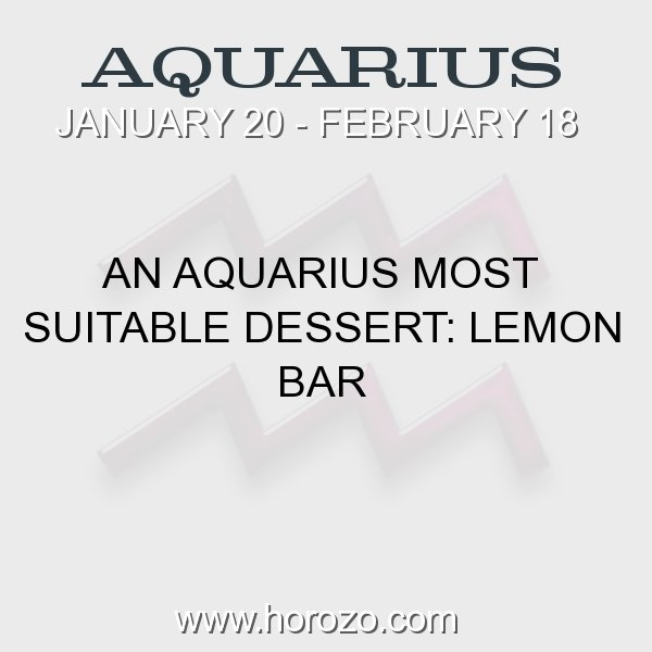 Aquarius zodiac fact