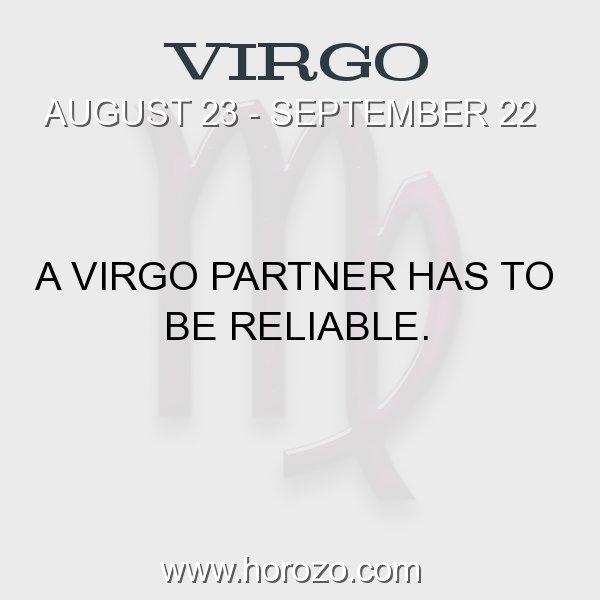 Virgo partner