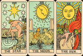 Tarot Cards: Past Present Future