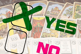 Tarot Cards: Yes or No?